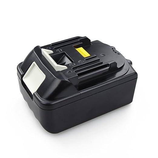 2 opinioni per PowerWings 18 V batteria per Makita BL1830, BL1840, BL1850 5.0 AH 18.0 volts
