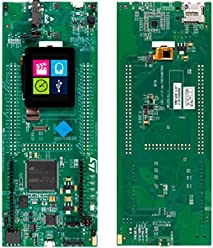 STM32 by ST STM32F412G-DISCO Discovery kit with STM32F412ZG MCU