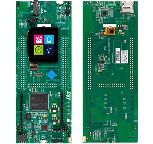 STM32 by ST STM32F412G-DISCO Discovery kit with STM32F412ZG MCU 32F412GDISCOVERY