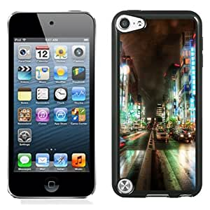 NEW DIY Unique Designed iPod Touch 5th Generation Phone Case For Tokyo Night Phone Case Cover