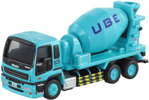 TL0114 いすゞ ギガミキサー車 UBE (エメラルドグリーン) 「トミカリミテッド」 339229