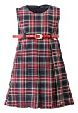 Lilax Little Girls' Plaid Holiday Dress 2T Review and Comparison