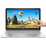"Newest HP Pavilion 15.6""HD SVA WLED-backlit Touchscreen Display High performance Notebook | Intel Core i5-7200U | 12GB DDR4 | 1TB HDD | Intel HD Graphics 620 | DVD-RW Writer | Windows 10"
