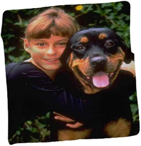 Personalised Memory Blanket Soft Fleece Anti Pil Printed With Your Own Photos