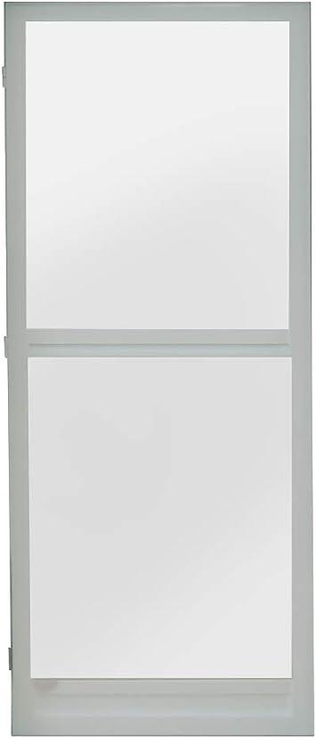 Mosquitera para puerta abatible con bisagras Pro lista para colocar en aluminio, gris, 120 x 240 cm, antiarañazos, marco giratorio compatible con puertas y ventanas.: Amazon.es: Bricolaje y herramientas