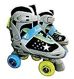 JNJ Aerowheels Kids Skinny Wheels Roller Skate, One Size
