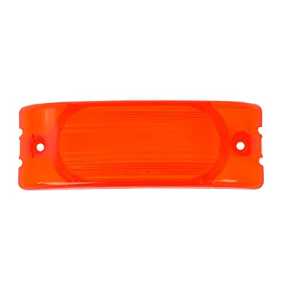 Grand General 80194 Marker Light (Red Plastic Lens for Large Oblong): Automotive [5Bkhe1405286]