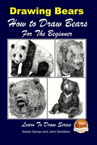 how to draw a bear - 1