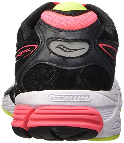Saucony Women's Ride 8 Running Shoe Mid/Coral/Citron for sale wholesale price classic sale online best seller cheap online 5muXV