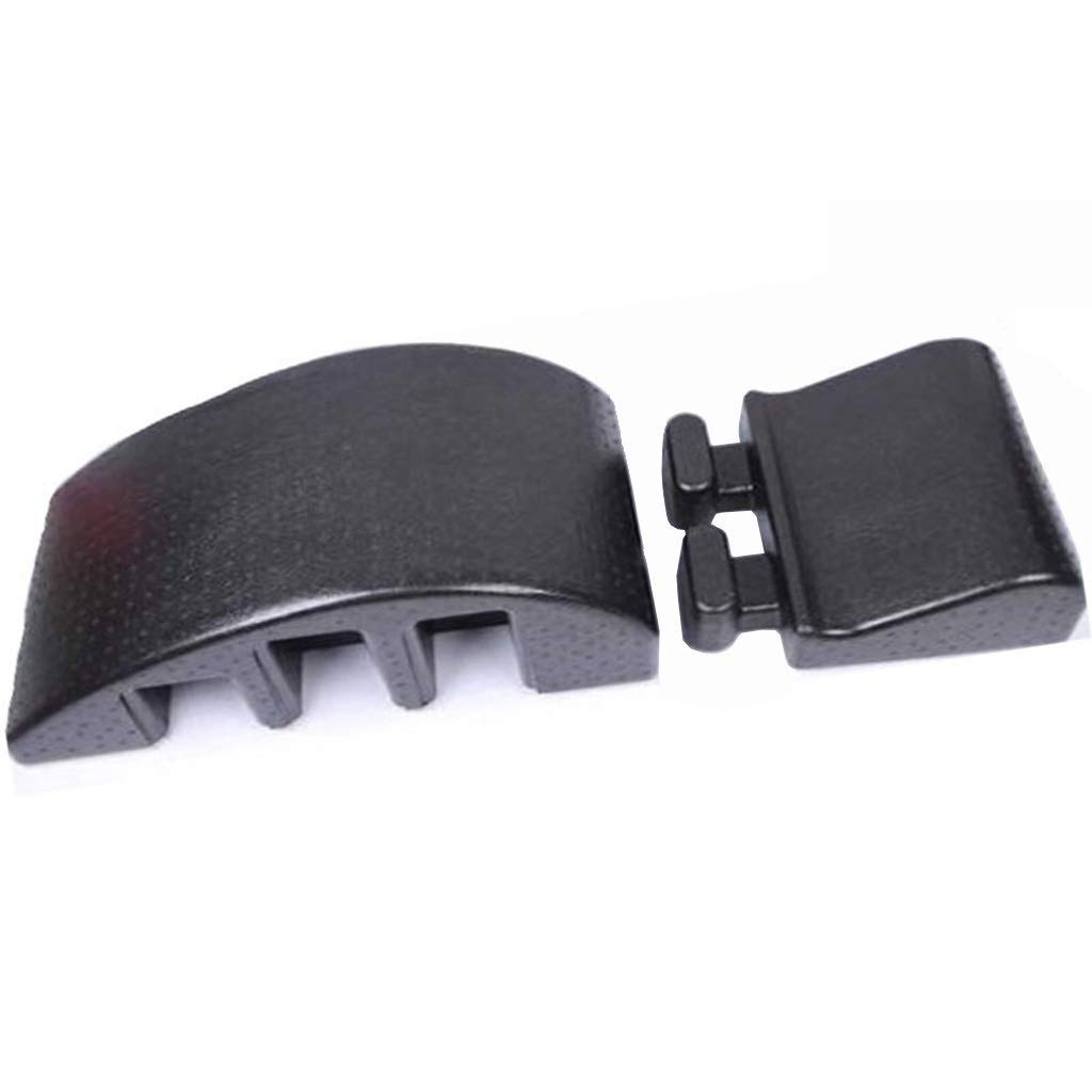 Pilates Back Orthosis, Yoga Deformity Cervical Relieve Auxiliary Training Equipment Detachable Design Easy to Carry