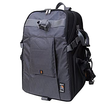 Image of Ape Case, High-Style, Graphite gray, Backpack with wheels, Camera bag (ACPRO3500WGY)