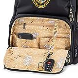 JuJuBe Zealous Backpack, Fashionable Diaper Bag