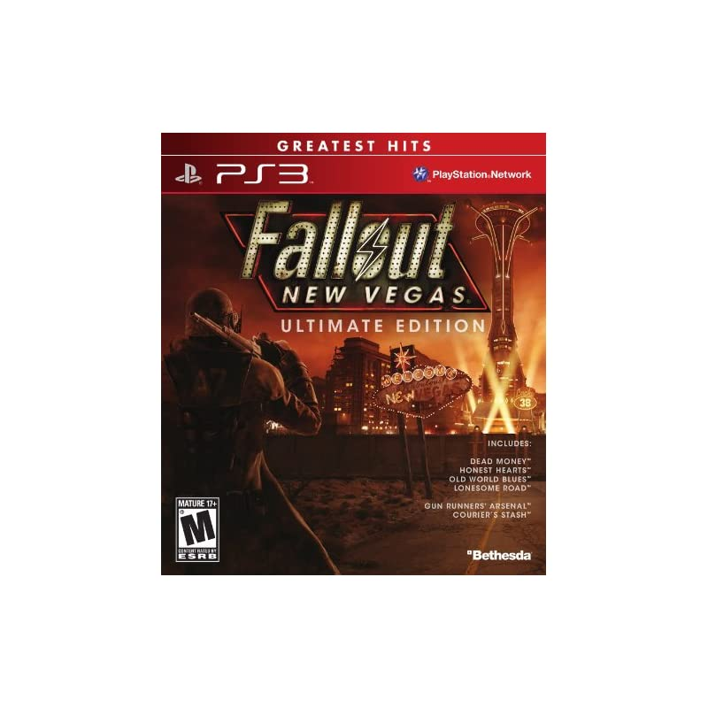 Fallout: New Vegas Ultimate Edition - Pl