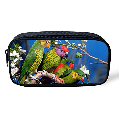 Amazon.com : Dorapocket Student Creative 3D Birds Canvas ...