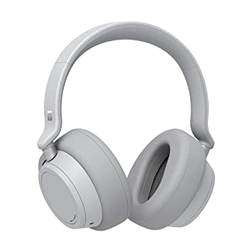 84581363d94 Microsoft Surface Wireless Bluetooth Noise-Cancelling Headphones - Platinum