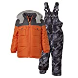 Ixtreme 2-Piece Snowsuit For Boys, Infants & Toddlers – Camo Print Bottoms