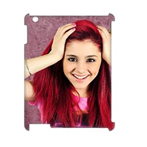 TOSOUL Ariana Grande Pattern 3D Case for iPad 2,3,4