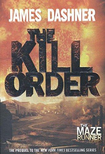 Kill Order Book Origin Runner
