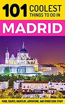 Madrid Travel Guide Coolest Things ebook