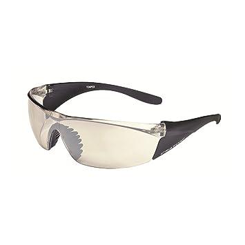 Cratoni Gafas de Sol Temper Cristal Transparente SZ: Amazon ...