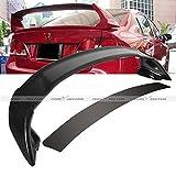 honda civic wing spoiler - 2006 - 2011 Honda Civic 4DR Sedan Mugen RR Style 4pcs Trunk Spoiler Wing