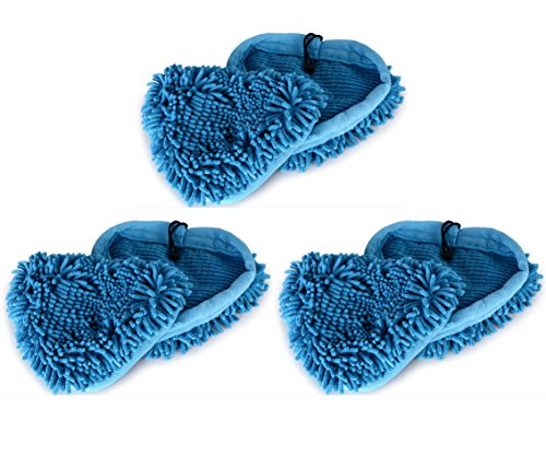 Surrgound Washable and Coral Steam Mop Pads, Compatible with H20 Vax S2 Series, 6pk