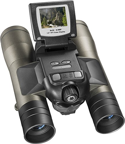 BARSKA 8×32 Binocular & Built-In 8.0 MP Digital Camera