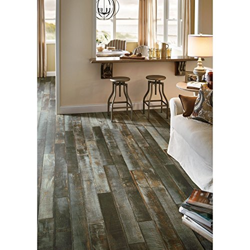 Cheap  Armstrong Architectural Remnants Faux Wood Laminate Flooring Pack (13.07 Square Feet Per..