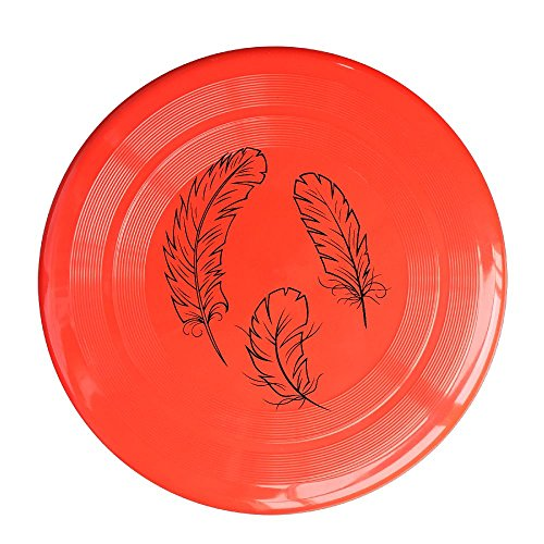 Flying Sport Disc Bird Feathers 150g Ultimate Frisbees One Size