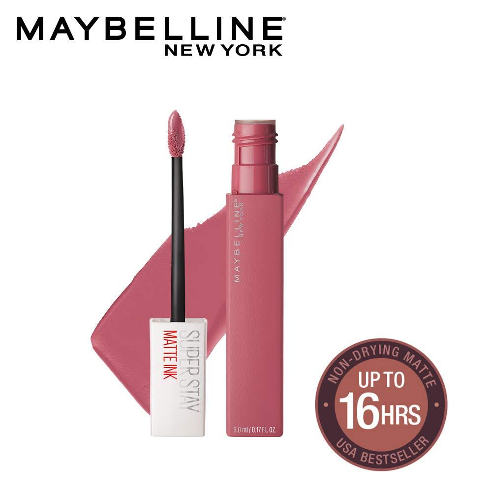 Maybelline-New-York-Super-Stay-Matte-Ink-Liquid-Lipstick thumbnail 9
