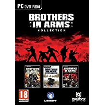 Pccd brothers in arms collection (inc. road to hill 30, earned in blood, hell's highway) (eu)