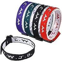 Rhode Island Novelty WWJD Bracelets (24-Pack)