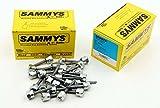 (25) Sammys 3/8-16 x 1-1/2 Threaded Rod Hanger for Steel 8041957 Self-Drilling