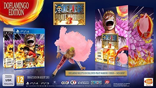 One Piece: Pirate Warriors 3 Doflamingo - Collector Edition - PlayStation 4 by Namco (Image #1)