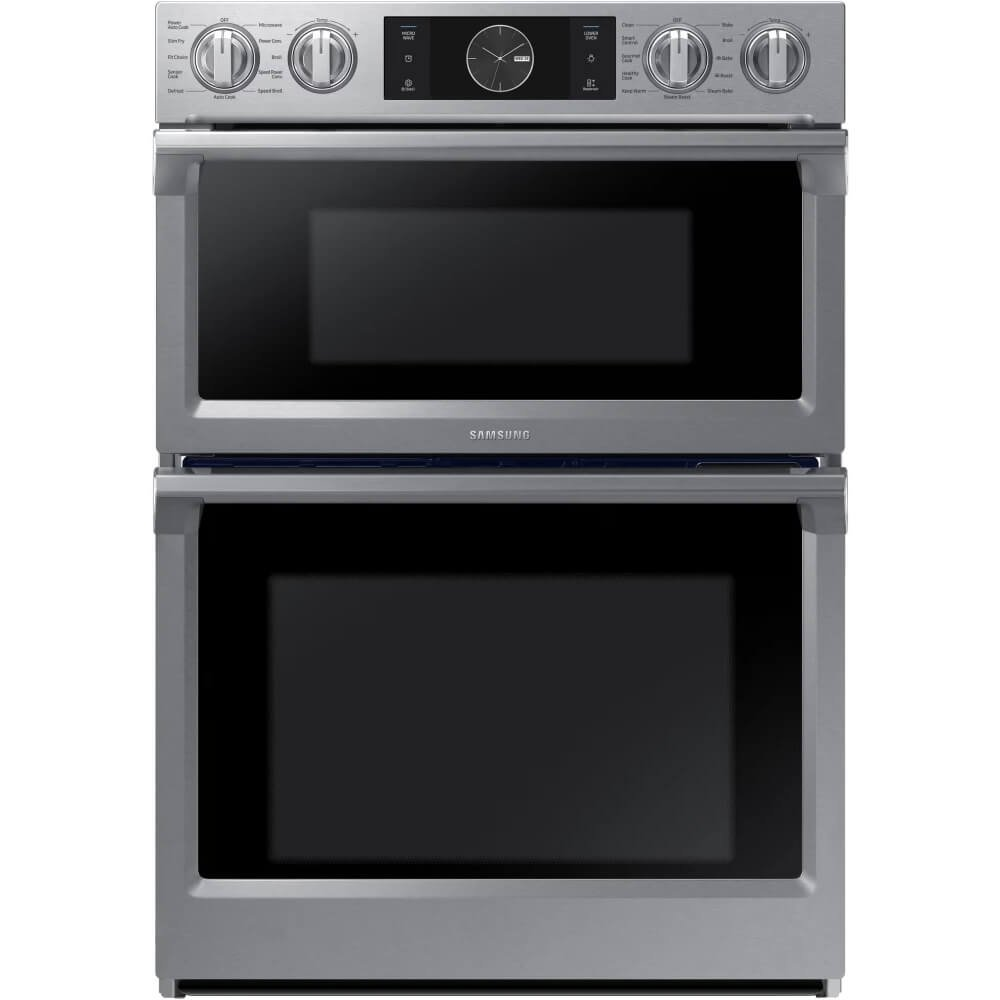 Samsung 30'' Stainless Steel Built-In Microwave Combination Wall Oven