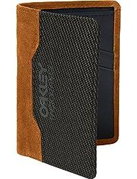 Mens Factory Pilot Leather Wallet