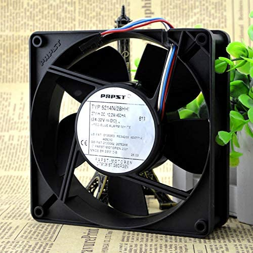 Cytom for West PRPST TYP 5214N//28HHI 27V 12.2W 450mA 12738 Cooling Fan