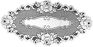 "product image for Heritage Lace VT-1224E Doily, 12""x24"", Ecru"