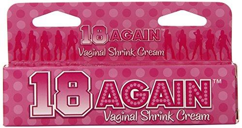 Petits Génies Productions 18 Encore une fois Vaginal Cream Shrink, 1,5 once