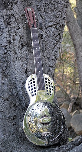 royall-parlor-size-nickel-plated-brass-body-biscuit-cone-resonator-with-case
