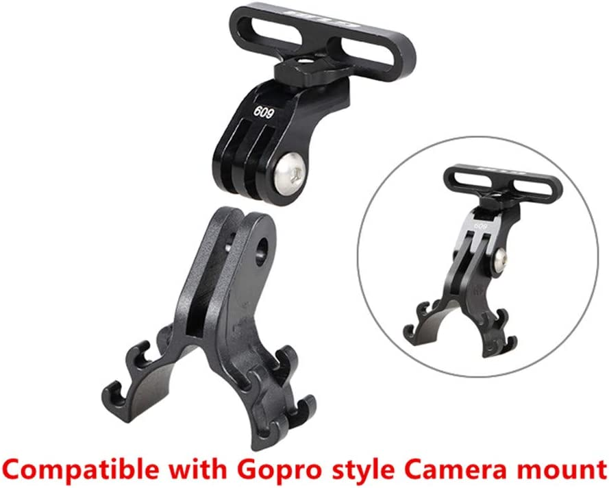 Bicycle Light Torch  Flashlight Bracket bike accessories for*gopro mount THOXUI