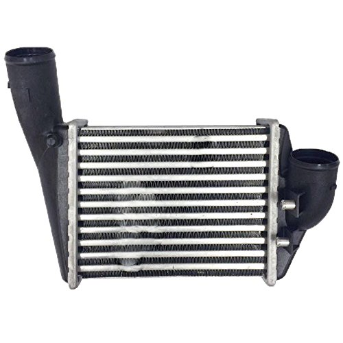JSD E299 Intercooler Charge Air Cooler fits Audi 98-01 A4 S4 98-05 A6 S6 2.7L 078145806L Right Passenger Side