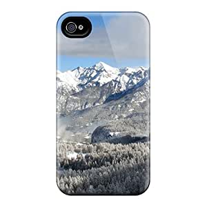New Style Diy For SamSung Galaxy S4 Case Cover Protective Diy For SamSung Galaxy S4 Case Cover Mountain