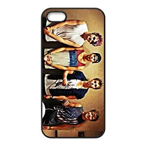 DAZHAHUI 5 SOS Cell Phone Case for Iphone 5s