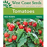 Tomato Seeds - Red Robin F1 (15 seeds)