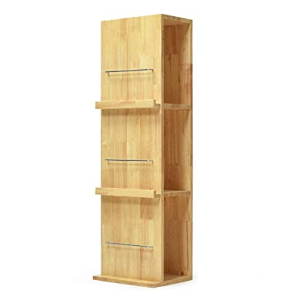 Libreria In Legno Massello, Utility Storage Organizer Shelf, Flower ...