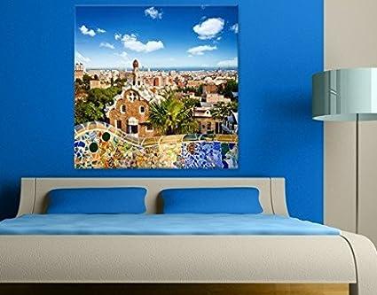 Stampa su tela Barcelona, quadri su tela,quadro su tela,quadri ...