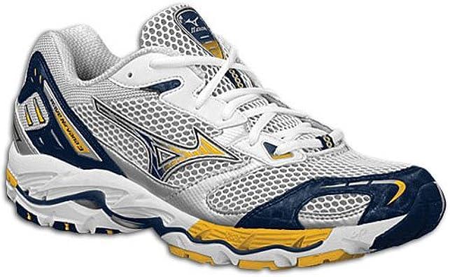 Size: 10.5, Width: D, Color: Grey/Navy