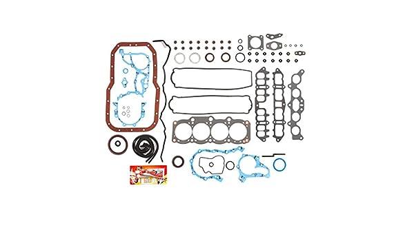 Full Gasket Set Fit 86-89 Toyota Celica GTS 2.0L 3SGLEC