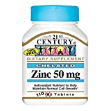 21st Century Zinc 50Mg 110 Count (2 Pack) Review